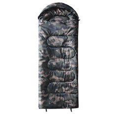 Navigator South All Seasons Kids' Camouflage Sleeping Bag