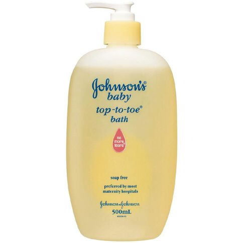 Johnson's Baby Top To Toe Bath 500ml