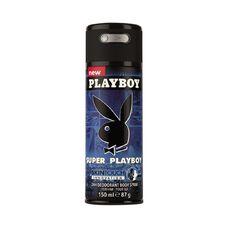 Playboy Body Spray Deodorant Super Skintouch 150ml