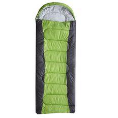 Navigator South Ultimate Hooded Adult's Sleeping Bag Green/Grey