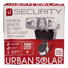 Urban Solar Security Light 1200LM