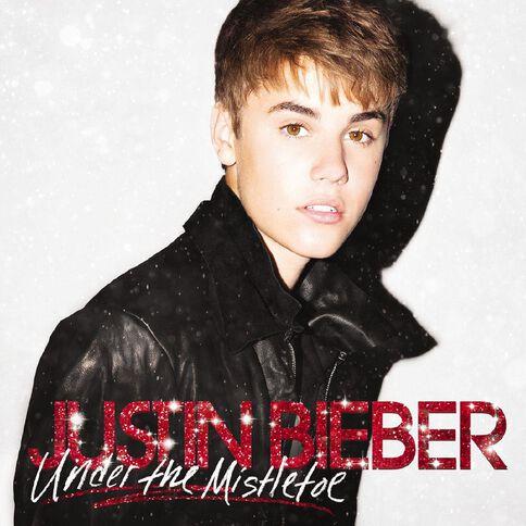 Under the Mistletoe by Justin Bieber CD