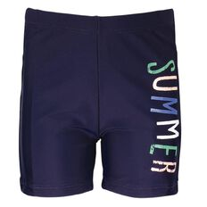 Beach Works Infant Boys' Printed Swim Trunks