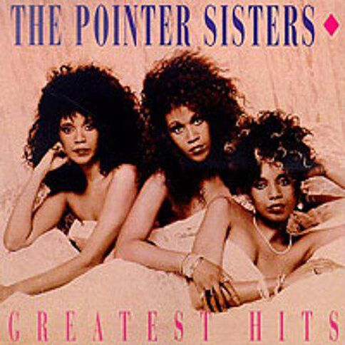 The Pointer Sisters The Greatest Hits by Pointer Sisters CD