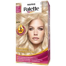 Napro Palette Ultra Light Ash Blonde 10-1