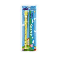 Peppa Pig Recorder Assorted Colours