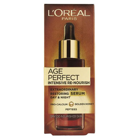 L'Oreal Paris Age Perfect Intense Nutrition Serum 30ml