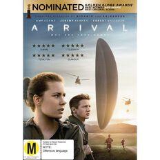 Arrival DVD 1Disc