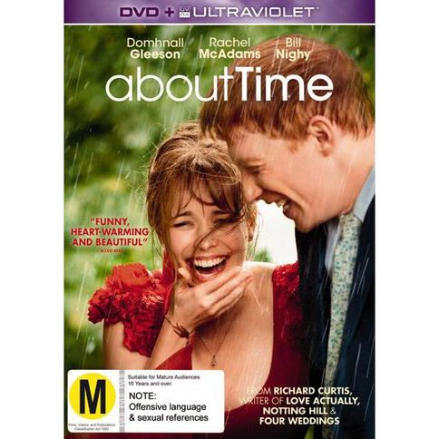 About Time DVD 1Disc