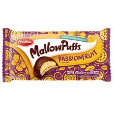 Griffin's Mallowpuffs Passionfruit 180g