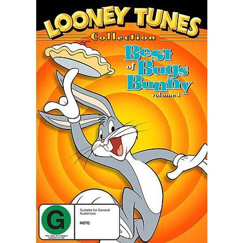 Best Of Bugs Bunny Volume 4 DVD 1Disc
