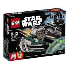 Star Wars LEGO Yoda's Jedi Starfighter 75168
