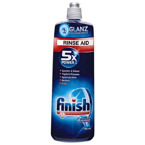 Finish Rinse Aid for Dishwasher 750ml