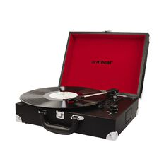 mbeat Briefcase-styled USB Turntable Recorder TR88