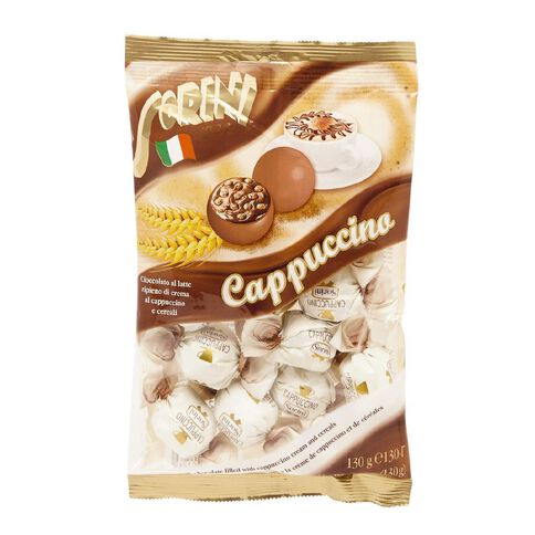 Sorini Cappuccino Bag 130g