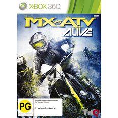 Xbox360 MX vs ATV Alive