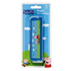 Peppa Pig Harmonica Assorted