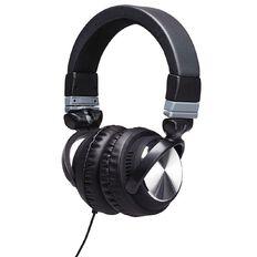 Tech.Inc DJ Headphones Black