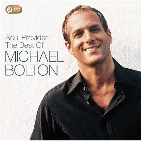 The Soul Provider Best of CD by Michael Bolton 2Disc