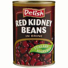 Delish Kidney Beans 400g