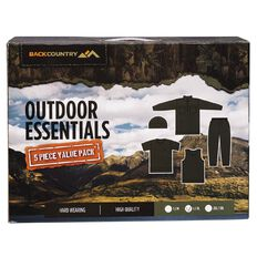 Back Country Men's Value Pack 5 Piece