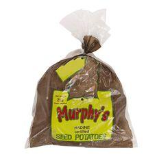 Murphy's Seed Potato Nadine 2kg Bag