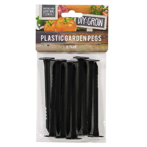 Buyrite Garden Film and Fabric Pegs