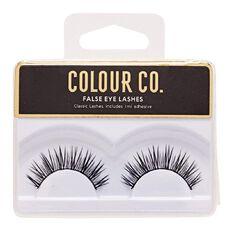 Colour Co. False Eye Lashes Classic