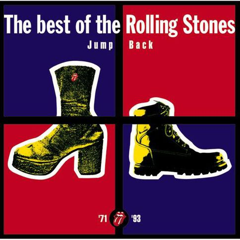 Jump Back The Best of 71-93 CD by The Rolling Stones 1Disc