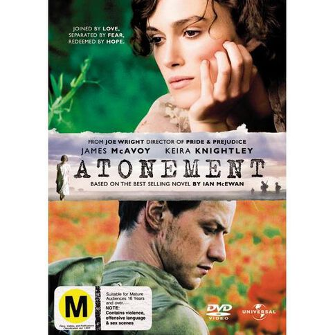 Atonement DVD 1Disc