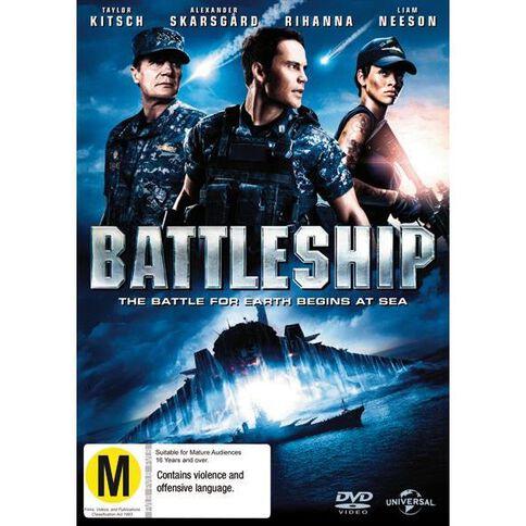 Battleship DVD 1Disc