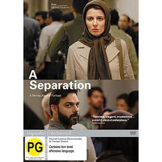 A Separation DVD 1Disc