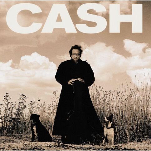 American Recordings Vinyl by Johnny Cash 1Record