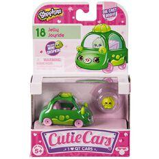 Shopkins Cutie Cars 1 Pack Assorted