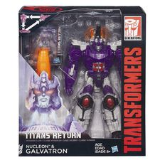 Transformers Generations Voyager Titans Return Assorted