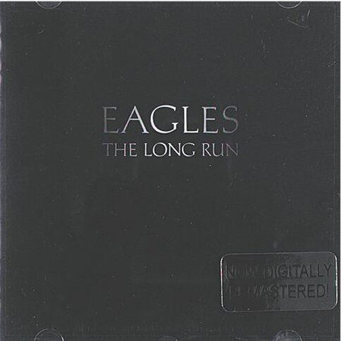 The Long Run CD by The Eagles 1Disc
