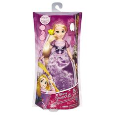 Disney Princess Basic Hair Play Doll Assorted