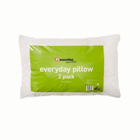 Necessities Brand Pillows 2 Pack