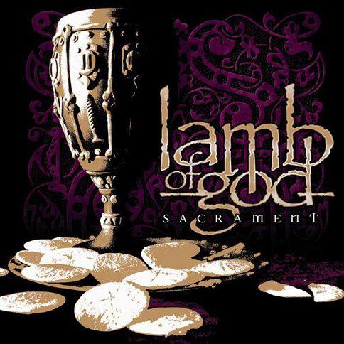 Sacrament CD by Lamb Of God 2Disc