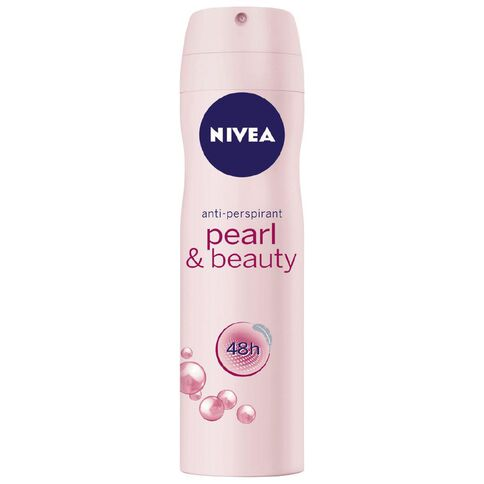 Nivea Antiperspirant Deodorant Pearl And Beauty 150ml