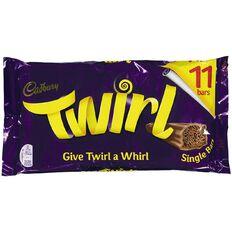 Cadbury Twirl 21.5g 11 Pack