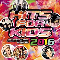 Hits for Kids 2016 CD by Various Artists 1Disc