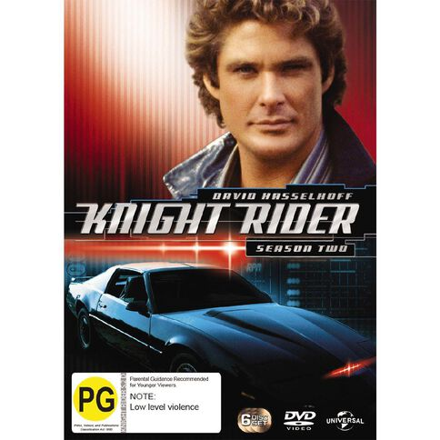 Knight Rider Season 2 DVD 1Disc