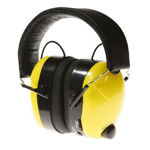 AM/FM Radio/MP3 Ear Muffs