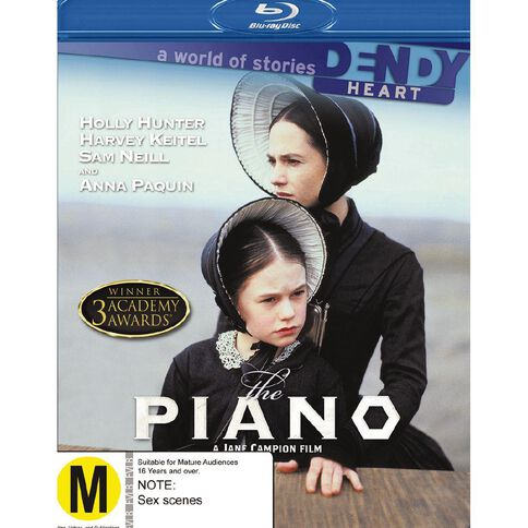 The Piano Blu-ray 1Disc