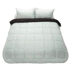 Living & Co Comforter Set Duo Eden Mint