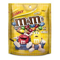 M&M's Peanut Jumbo 345g