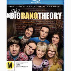 Big Bang Theory Season 8 Blu-ray 2Disc