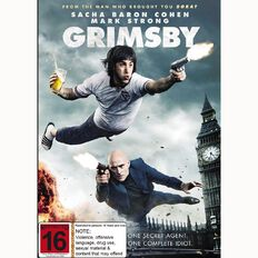 Grimsby DVD 1Disc