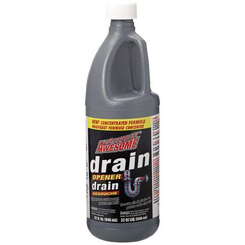 Awesome Drain Opener Liquid Formula 946ml